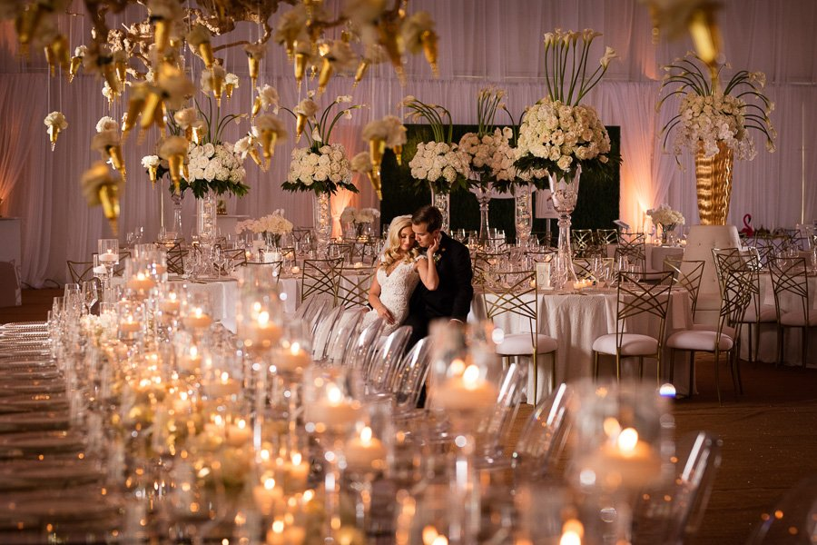 Luxurious Tulsa Wedding Featured on Inside Weddings