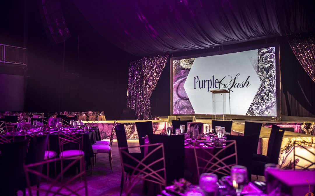 Purple Sash Gala 2019