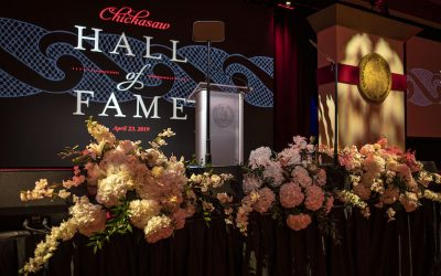 Chickasaw Nation Hall of Fame 2019
